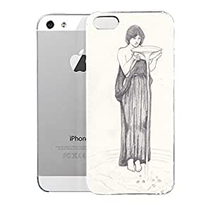 Cirse Study Of Cirse Invidiosa Cirse Poisoning The Sea 1892 Nymphs for iPhone 5/5s Case Designed Specifically for iPhone 5/5S case with a Slim Design