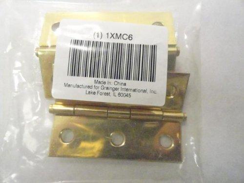 Battalion 1XMC6 Bag-2 Utility Hinge, Brass