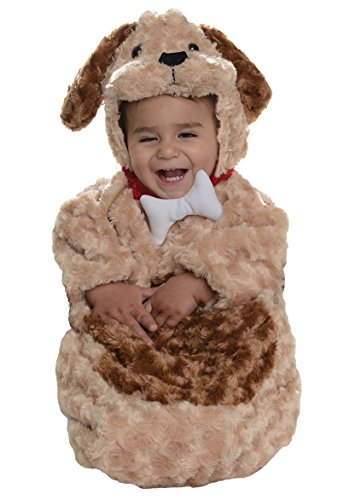 Puppy Belly Baby Costume (Baby's Puppy Belly Babies Bunting)