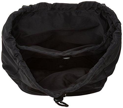 Vagabond - Barcelona, Mochilas Unisex adulto, Schwarz (Black), 15x38x25 cm (B x H T)