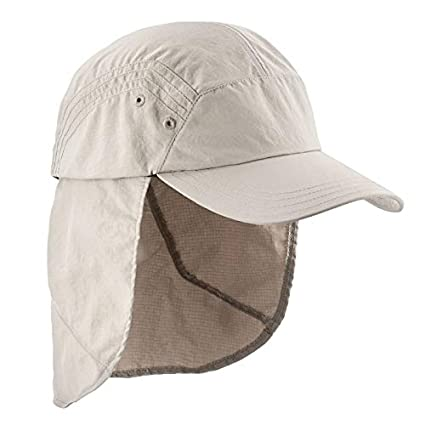 42495f8add8 Buy Forclaz Trek 900 Mountain Trekking Cap - Beige Online at Low Prices in  India - Amazon.in