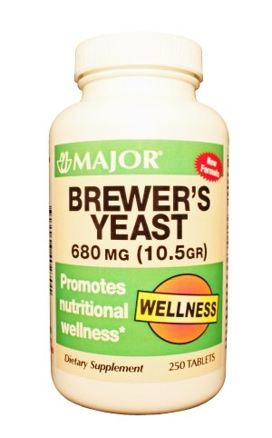 3-PACK-BREWERS-YEAST-680-MG-105-Gr-250-TABLETS-X-3-BOTTLES-NEW-FORMULA