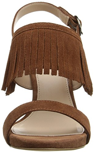 Dress Nora Cognac Sandal SD Moda Pelle Women's EwRqHxI