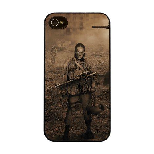 Diabloskinz H0026-0030-0001 Conflict Zone Schutzhülle für Apple iPhone 4/4S