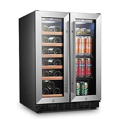 lanbo 36b wine and beverage refrigerator