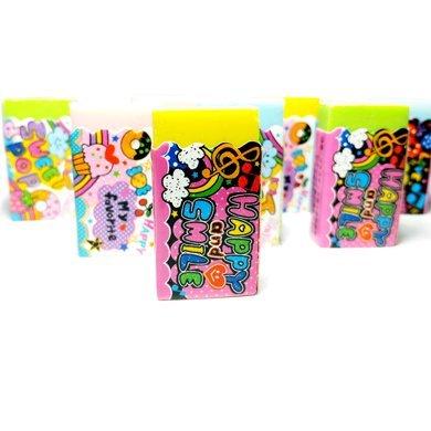 Cute profumato coloreato – 8 pezzi by My Sugar Bits