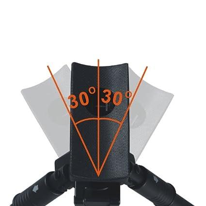 Vanguard Equalizer 1 - Bípode, color negro, talla única: Amazon.es: Deportes y aire libre