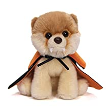 Gund World's Cutest Dog Itty Bitty Boo Vampire Halloween Stuffed Plush Doll
