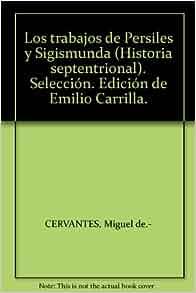 Los trabajos de Persiles y Sigismunda (Historia septentrional