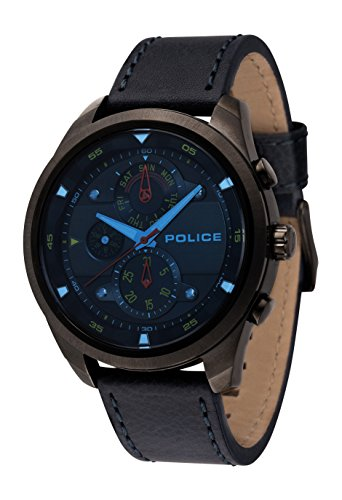 Police Men Watch MARINE PL.14836JSU/02