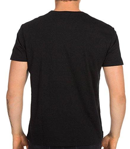 Polo Ralph Lauren Men's Crew Neck T-shirt (X-Large, Black)