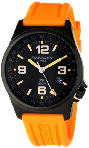Torgoen Swiss Men's T05307 T05 Series Sport Analog Watch