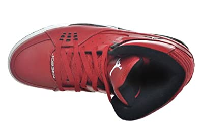 size 40 a66a2 792aa Amazon.com   Jordan SC-1 Men s Basketball Flight Shoes Red Black Red Black  538698-600-13   Basketball
