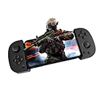 Mobile Game Controllers,ANRIS iOS & Android Controller Joysticks for PUBG,Wireless Remote Controller Gamepad Compatible with 4-6″ Android iOS Phone (Not Applicable Above IOS13.4) PXN-P30