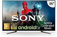 Smart TV LED, Média, Sony, XBR-55X955G, 55, Preta, Compatível com Alexa