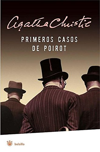 Primeros casos de poirot (FICCION) Libro de bolsillo – 15 ene 2009 Agatha Christie ALBERTO COSCARELLI GUASCHINO RBA 8498674107