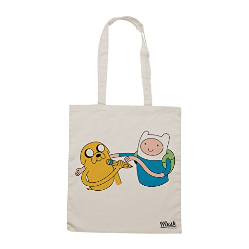 Borsa ADVENTURE TIME - Sand - CARTOON by Mush Dress Your Style