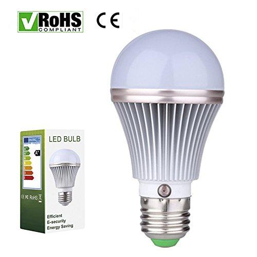 E27 LED Dusk To Dawn Sensor Light Bulbs Built-in