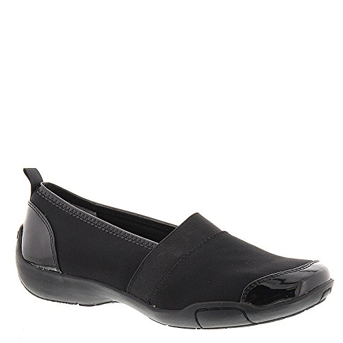 Ros Hommerson Women's CAROL Black Fashion Loafers 12 M