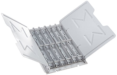 Master Catalog Rack Starter Set, Gray (MAT66RS3G) by Master