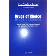 Drugs of Choice From the Medical Letter (The Medical Letter on Drugs and Therapeutics) 15th edition