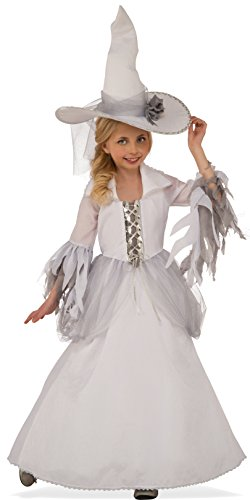 Rubie's Child's White Witch Costume, Large