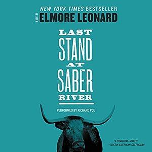 Last Stand at Saber River Audiobook