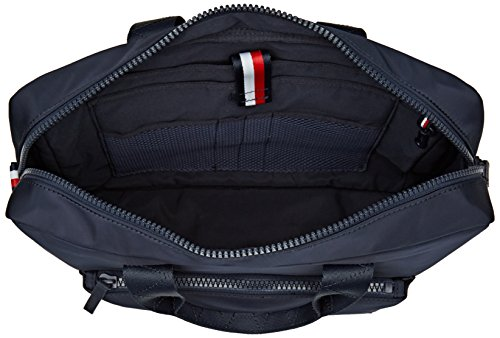 Blue corporate Laptop Escape Computer Men's Hilfiger Tommy Bag HqYUx