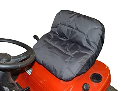 Amazon.com: Deluxe – Asiento para tractor cortacésped Padded ...