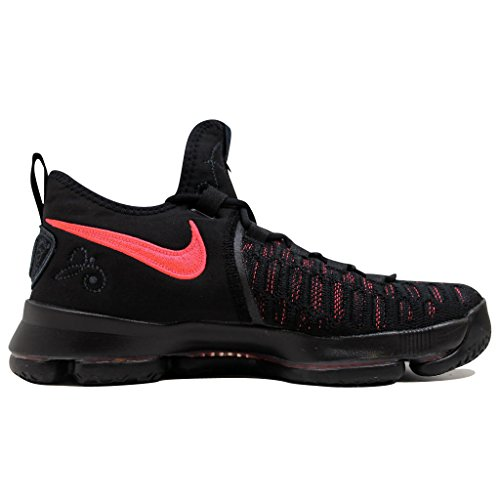 KD Black Zoom 9 NIKE Shoe Basketball Men's Punch Hot YqxnHw7RS