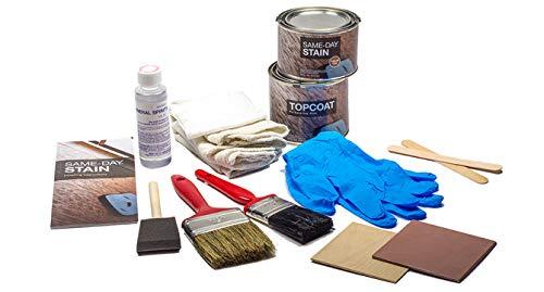 (Therma Tru Stain Kit Light Oak Fiberglass Door Finishing Kit)