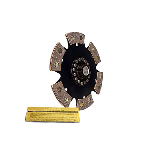 ACT XTREME HDR6 6PAD RIGID CLUTCH DISC FOR 1990-1991 ACURA INTEGRA RS LS GS 1.8L B18
