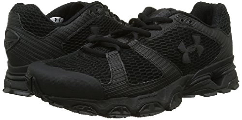 Under Armour Tactical Mirage Shoes, Halbschuh Tactical Mirage, black