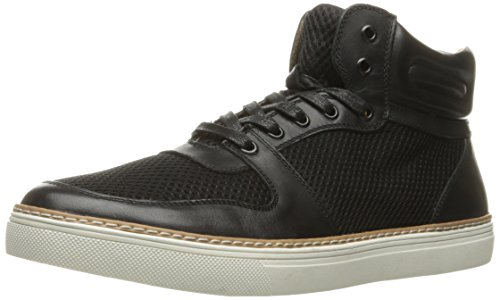 English Laundry Mens Preston Fashion Sneaker Black