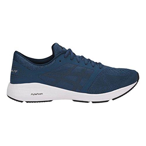 Ff Chaussures Blue Pour Asics white black Dark Roadhawk Homme wHq4C