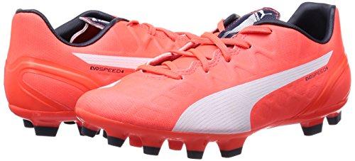 Puma Orange 4 Chaussures Soccer Ag Unisexes Evospeed 4 Jr De Enfants q4g7qr