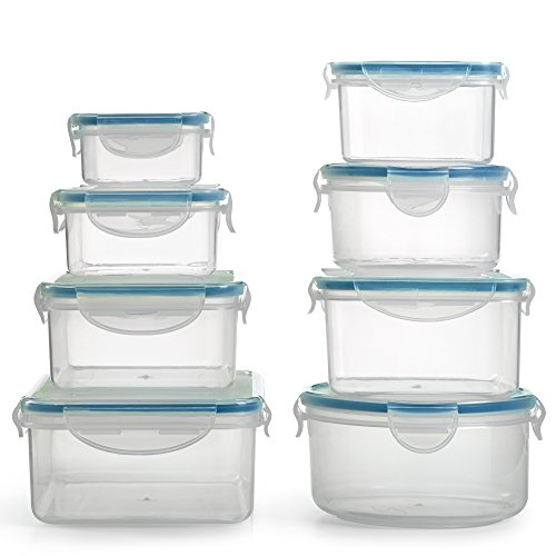Free Plastic Food Container Locking