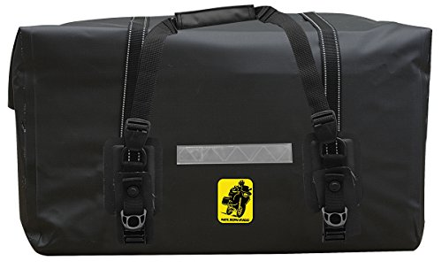 Nelson-Rigg SE-3000-BLK Black Medium Deluxe Adventure Dry Bag - Nelson Rigg Tail Pack