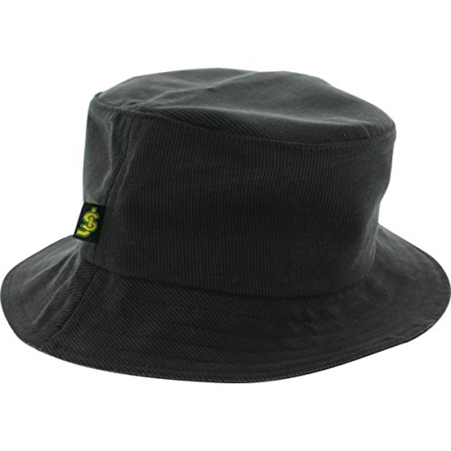 Shake Junt Three Sixty Black Bucket Hat - Small / Medium
