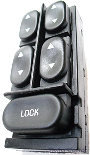 SWITCHDOCTOR Window Master Switch for 1997-2002 Ford Escort (4 Door)