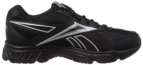 Mixte Tranz Adulte Silver Noir Entrainement RS Reebok Running Runner Black nYdqwP6P