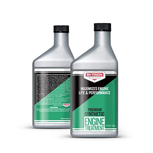 Bitron Oil Additive: Legendary World Leading Oil Additive Technology for Car Engines for Over 25 Years, Including Heavy Duty and High Mileage Engines, That Delivers Proven Protection and Performance