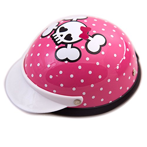 Prima Dog Helmet for Dogs, Cats and All Small Pets, Pet Accessory - Cutie Skull (M for 13-20 lbs) by Prima Dog