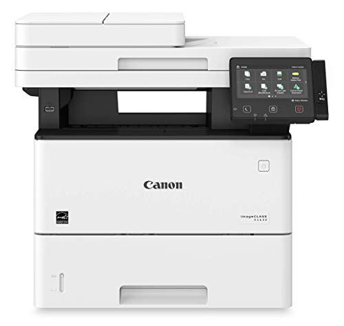 Canon imageCLASS D1650 (2223C023) All-in-One, Wireless Laser Printer with AirPrint, 45 Pages...