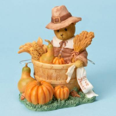 Herbert... Surrounded By Blessings, Cherished Teddies 4023731