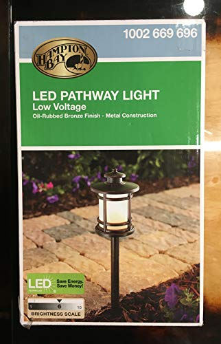 Home Depot Hampton Bay Low Voltage LED Pathway Light