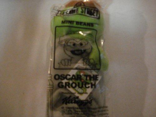 - Kellogg's Mini Beans Sesame Street Oscar the Grouch