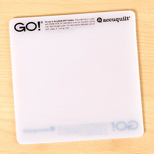 6x6 Accuquilt GO Cutting Mat