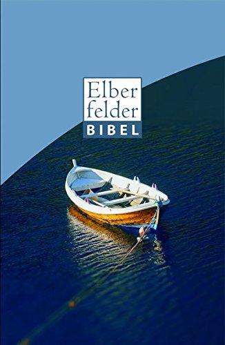 Elberfelder Bibel Standardausgabe  Motiv Boot