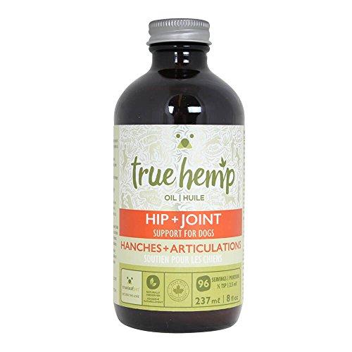 True-Leaf-Pet-77042-Hemp-Oil-Hip-Joint-Support-for-Dogs-8-fl-oz